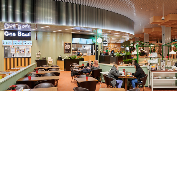 Uusi ravintolamaailmamme on auki